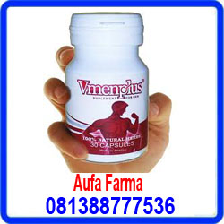 Vmen Plus ASLI -Obat Kuat Herbal dan BIG LONG