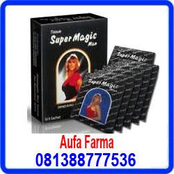Tissue Magic Power-Obat Kuat Tissue Basah