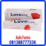 Love Kiss Cream Pelumas Vagina,Penis & Alat Bantu sex